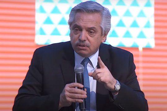 El presidente Alberto Fernández indicó cómo seguirá la cuarentena en el país.