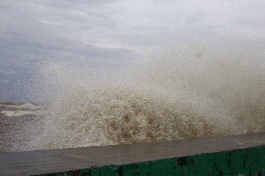 La advertencia ante la crecida del Río de La Plata alcanza a CABA y el conurbano bonaerense