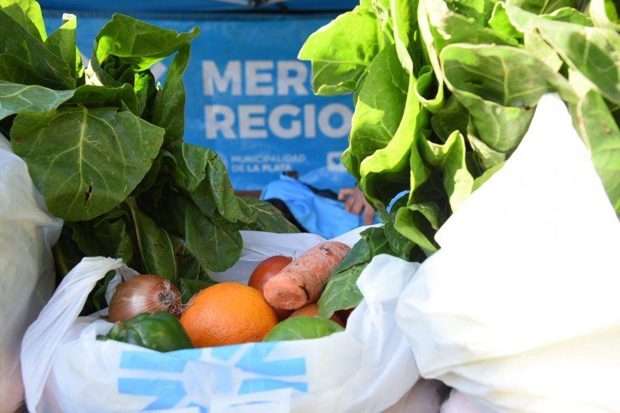 Nuevos precios en el Mercado Central de La Plata