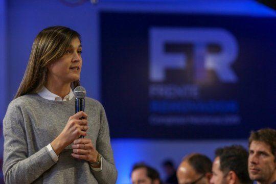 los dardos para el kirchnerismo de una ex campora en el congreso del frente renovador