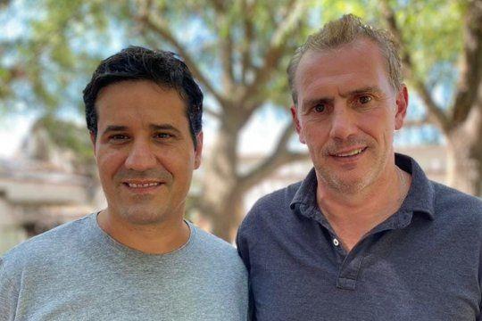 Álvaro de Lamadrid volvió a dar su apoyo a Maxi Abad en la interna de la UCR en la Provincia. Tiene trayectoria y recorrido radical, elogió.