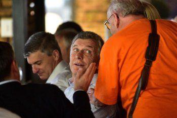 Asado gratis: la insólita explicación que Macri hizo sobre su derrota