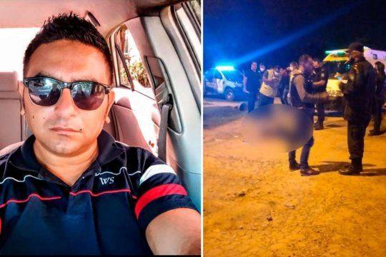 Gabriel Quiroga tenía 41 años y trabajaba en la comisaría Sexta de Moreno