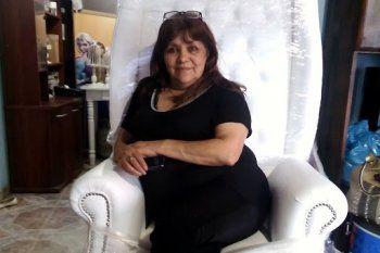 Myriam Juárez, prófuga desde 2018