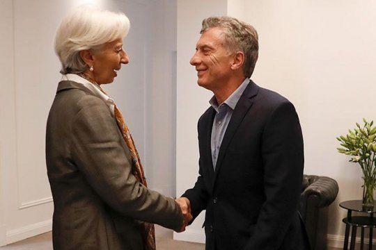 El FMI investigará el dinero prestado a Argentina durante elgobierno de Macri