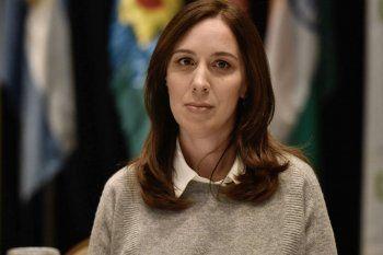 La ex gobernadora María Eugenia Vidal participó de un nuevo encuentro virtual con militantes.
