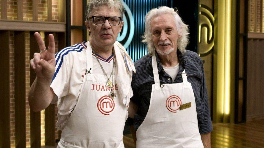 No puedo creer que los he visto cocinar juntos