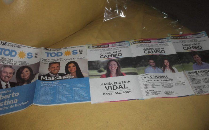 """Vidal se despega del origami electoral de Cambiemos: """"No queremos esconder a Mauricio"""""""