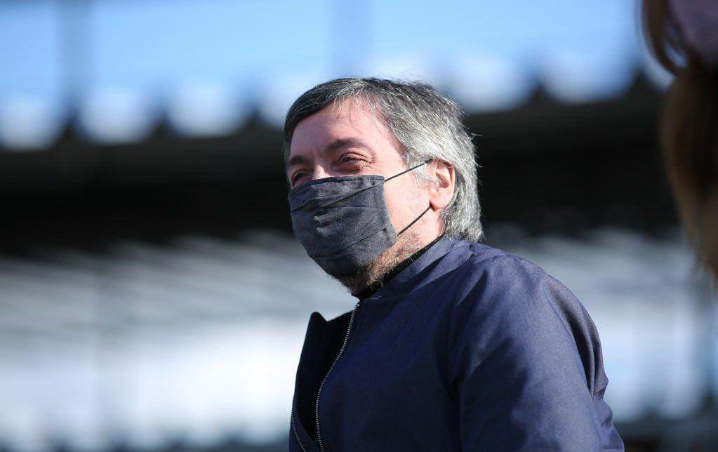 Máximo Kirchner pidió a Alberto no temer a la tapa de los diarios