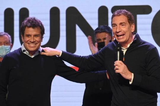 Facundo Manes integrará la lista definitiva de Juntos que encabezará Diego Santilli
