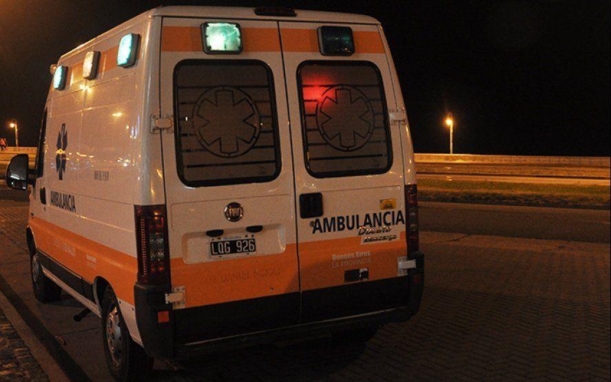 Dos accidentes ocurridos esta madrugada fueron captados por las cámaras de seguridad