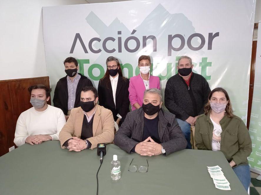 Derrota para el vecinalismo de Sergio Bordoni en las elecciones primarias