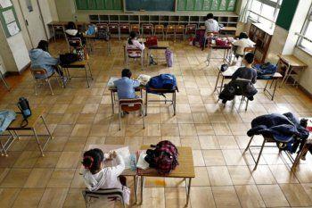 Kicillof anunció que en 24 distritos de la provincia de Buenos Aires se va a iniciar el retorno seguro a la presencialidad de las clases en las escuelas.