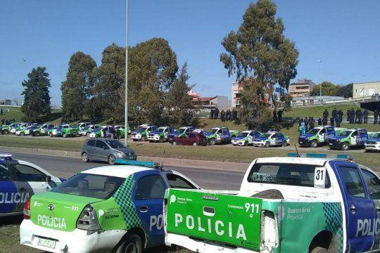 Siguen los reclamos de la Policía bonaerense contra el Gobierno de Kicillof