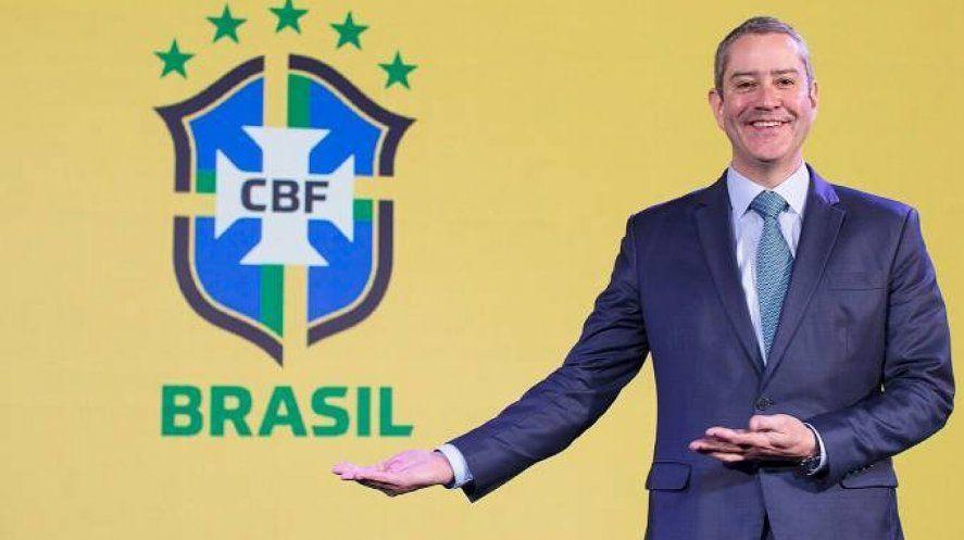 El presidente de la CBF, Rogério Caboclo, fue denunciado por acoso y destituido temporalmente de su cargo en la previa de la Copa América.