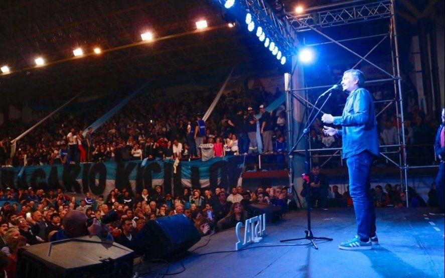 El Frente De Todos presentó sus candidatos en Lanús con fuertes críticas a Vidal