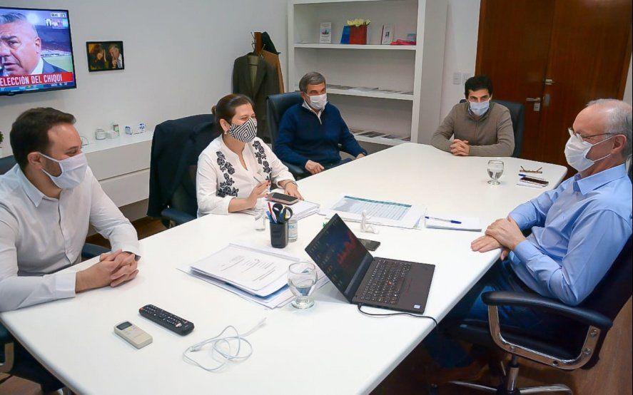 La Provincia recibirá esta semana cinco mil test de diagnóstico desarrollados por científicos argentinos