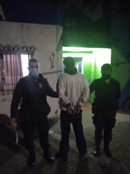 La Plata: cayó un depravado que manoseó a una joven