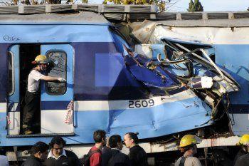 Tragedia de Once: el motorman admitió que desconectó los frenos.