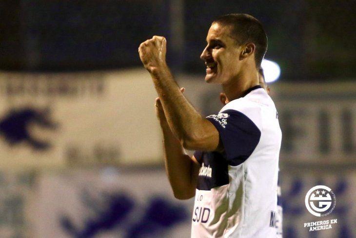 Leonardo Morales quiere pasar de fase con Gimnasia.