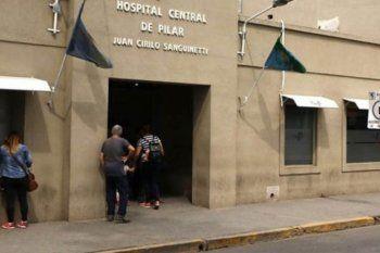 El nene de 2 años fue internado el viernes y murió el sábado en el hospital de Pilar