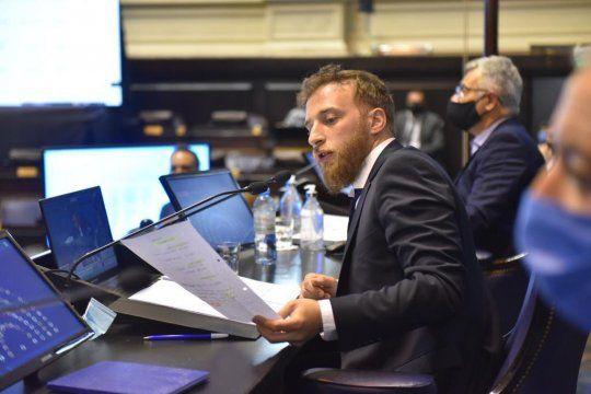 Otermín aseguró que el Presupuesto 2021 es una hoja de ruta para la reconstrucción de la Provincia