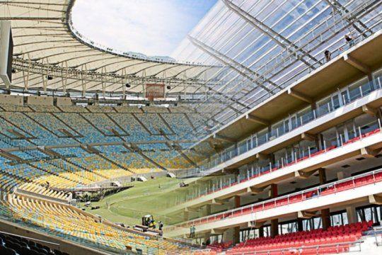 ¿que similitud tendran el nuevo estadio de estudiantes y el mitico maracana?