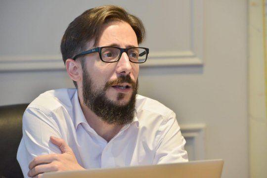 El ministro de Infraestructura, Agustín Simone, detalló las obras contempladas en el presupuesto 2021.