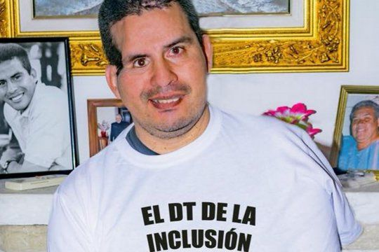 Preocupación por el estado de salud de Fernando Cáceres.