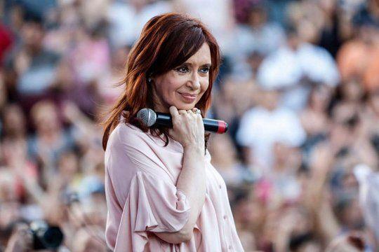Cristina Fernández de Kirchner, primer presidenta de la Nación