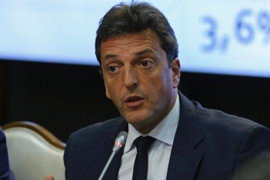 Sergio Massa explicó cómo y por qué tomó la decisión de desplazar el Cuerpo Legislativo a Juan Emilio Ameri.