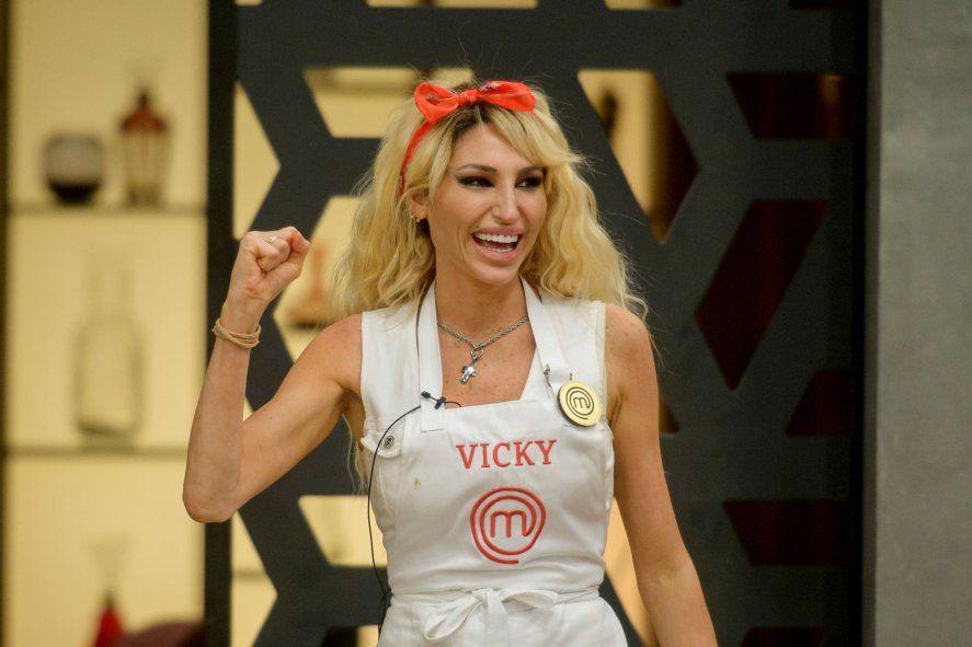 El video de Vicky Xipolitakis contando que tiene coronavirus