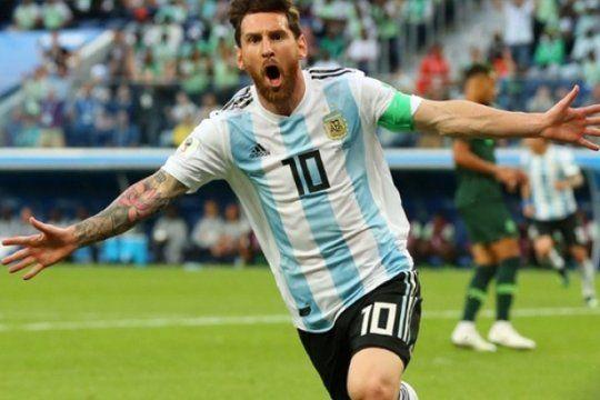 argentina: la seleccion que llego al mundial tarde, por la ventana y que necesita acomodar su traje de candidato
