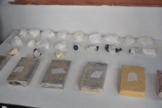 historico hallazgo de cocaina en olavarria  es el mas grande de la ciudad