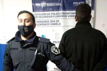 Femicidio en Florencio Varela: estranguló a su pareja y la colgó en el living