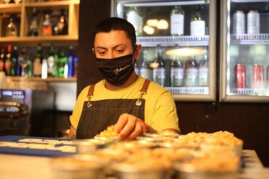 la plata: suspendida la actividad gastronomica de 2 a 6am