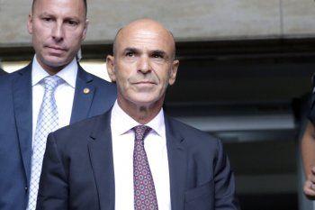 Gustavo Arribas, jefe de la inteligencia macrista, acusado de ordenar tareas de espionaje sobre la oposición.
