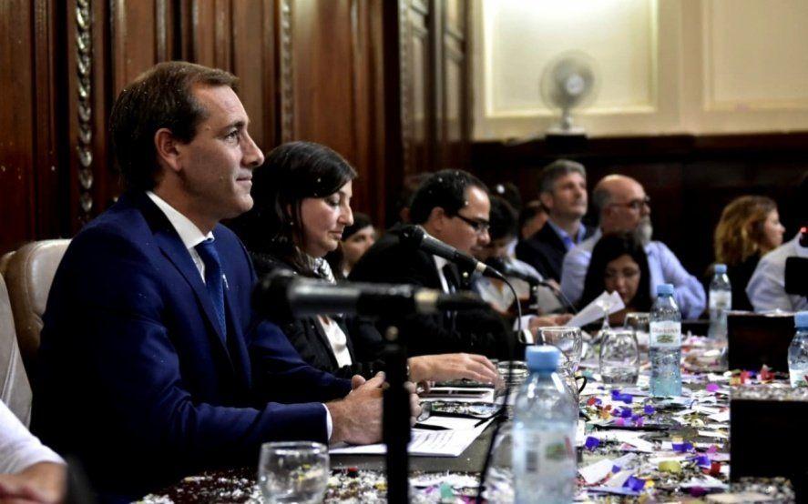 """En medio del masivo apagón, Garro estalló contra la oposición y los acusó de """"especulación electoral"""""""
