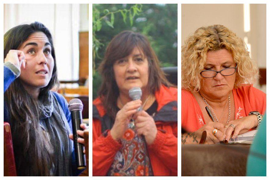 Mar Chiquita: Andrea Lezcano, Teresa Vera y Nancy Lareu, las concejales de Mar Chiquita que no aprobaron la ordenanza de Paredi