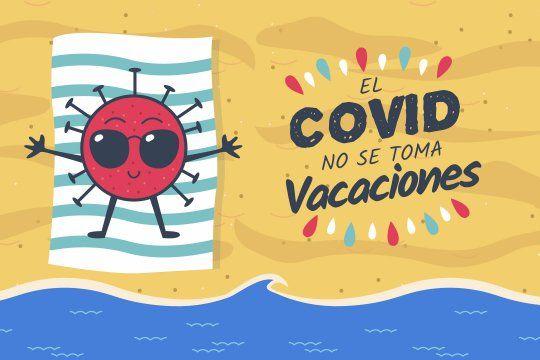 Recomendaciones para pasar unas vacaciones sin coronavirus.