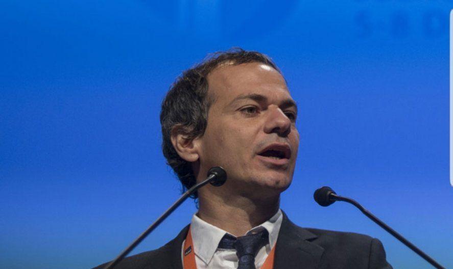El ex funcionario macrista Lucas Llach