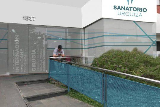 La jubilada de 73 años murió en el Sanatorio Urquiza de Quilmes