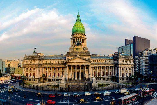 La Cámara de Diputados de la Nación debate el presupuesto de niñez.