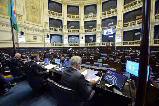 En una nueva sesión ordinaria, la Cámara de Diputados bonaerense trata el proyecto para crear cárceles y comisarías.