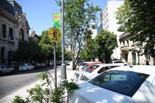 la plata: ¿hasta cuando estara suspendido el estacionamiento medido?