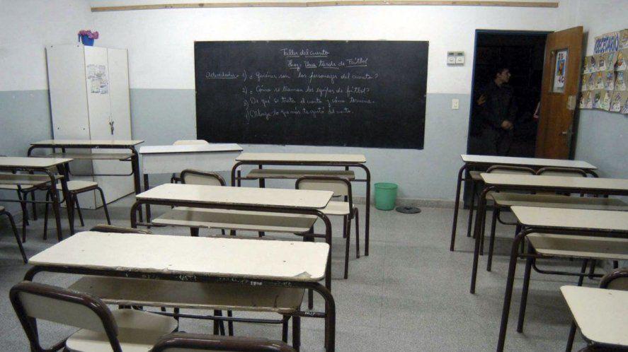 Paro docente: algunos gremios exigen que se suspendan las clases presenciales
