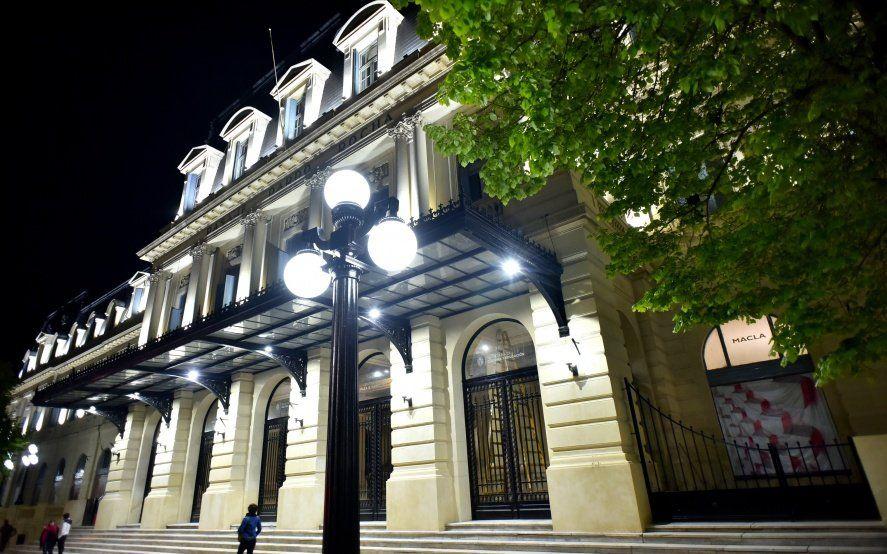 Histórica restauración en La Plata: así está el Pasaje Dardo Rocha tras terminar la primera etapa de puesta en valor