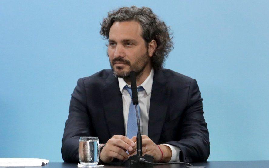 Cafiero compartirá una actividad oficial junto al ministro González García