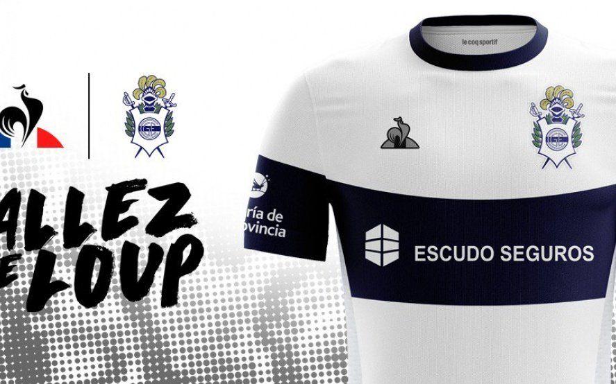 Mirá la nueva camiseta de Gimnasia y los nuevos modelos de la Superliga