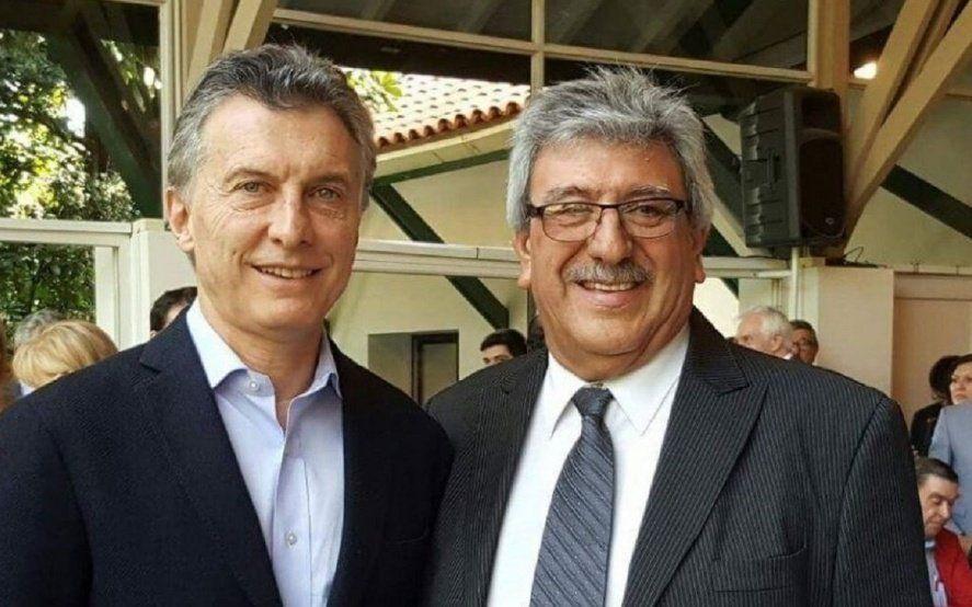 """El heredero del """"Momo"""" Venegas aseguró que las 62 Organizaciones Peronistas apoyan a Macri"""